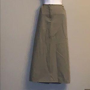 Original TY Wear Green Plus Size 20W Skirt